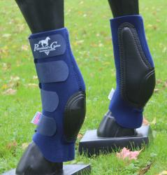 Professionals Choice Skid Boots long