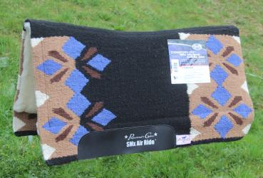 Professional´s Choice Comfort-Fit SMx Air Ride Western Pad Sparkle Pattern